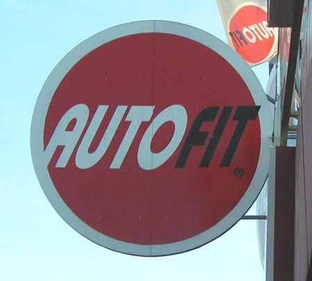 Reklameschild: AutoFit