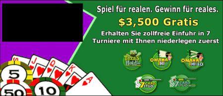 Spiel für realen. Gewinn für reales. Von Verbrechern nachbearbeiter Banner von Pacific Poker.