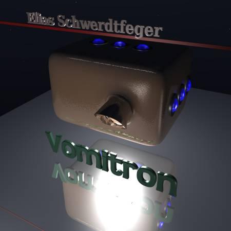 Geplantes Cover für Vomitron