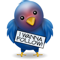 I wanna follow!